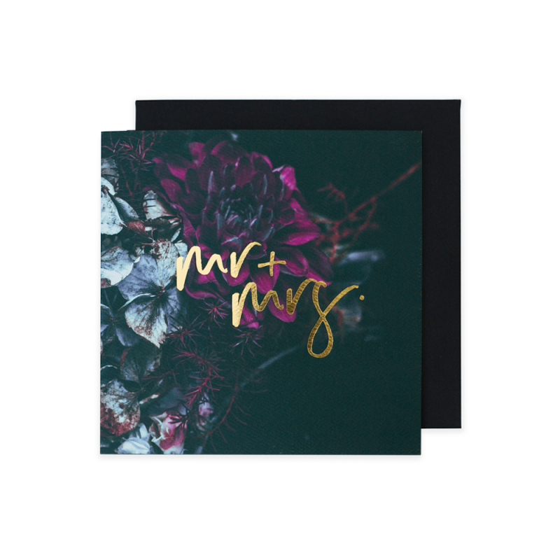 KCRDF1804-mr-mrs-floral-foil-front