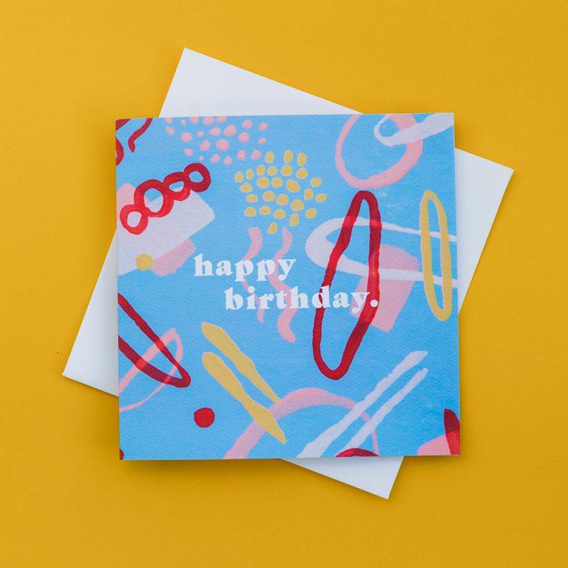 Blue-Paint-Happy-Birthday